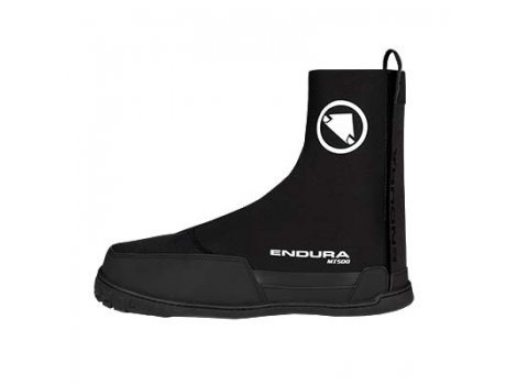 Couvre-chaussures Endura MT500+ II Noir - 2021