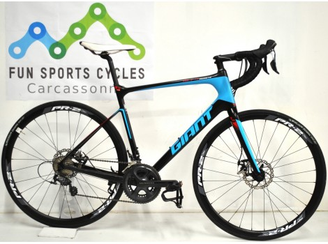 Vélo Route Giant Defy 1 Advanced - Occasion
