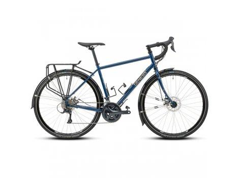 Vélo Gravel Genesis Tour de Fer 10 Bleu - 2021