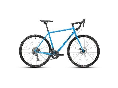 Vélo Gravel Genesis Croix de Fer 40 Bleu - 2021