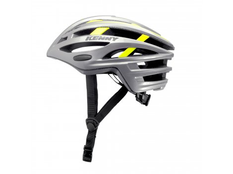 Casque Route Kenny Furtif Silver - 2021