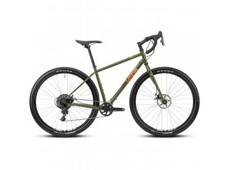 Vélo gravel Genesis vagabon Vert - 2021
