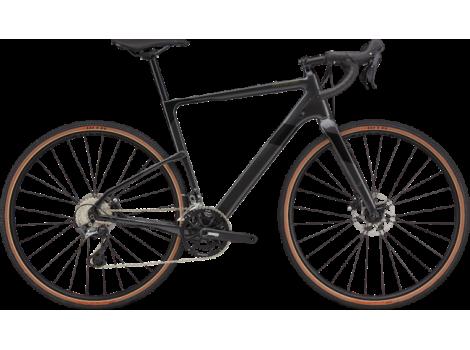 Vélo Gravel Cannondale Topstone Carbon 5 gris - 2021
