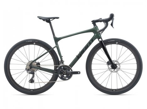 Vélo Gravel Giant Revolt Advanced 0 vert - 2021