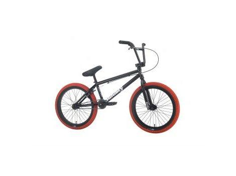 Vélo BMX Sunday Blueprint 20 pouces Noir Mat - 2021