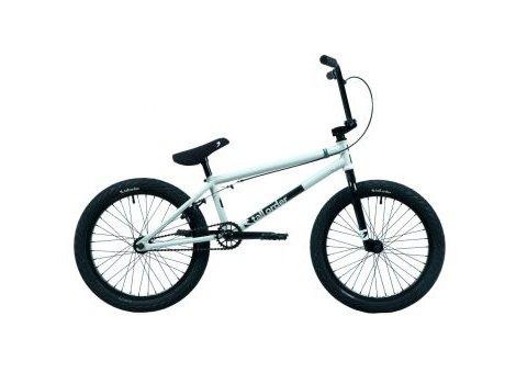 "Vélo BMX Tall Order Flair 20.6"" 20 pouces Blanc - 2021"