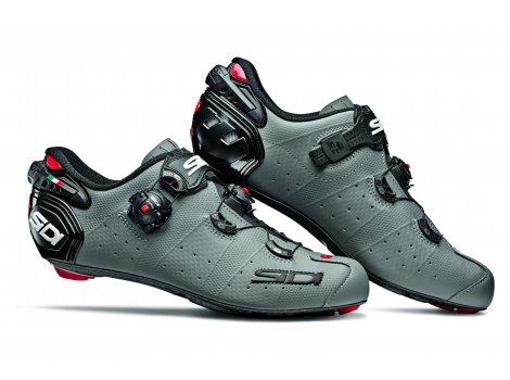 Chaussures Vélo de route Wire 2 Carbon Gris Mat - 2021