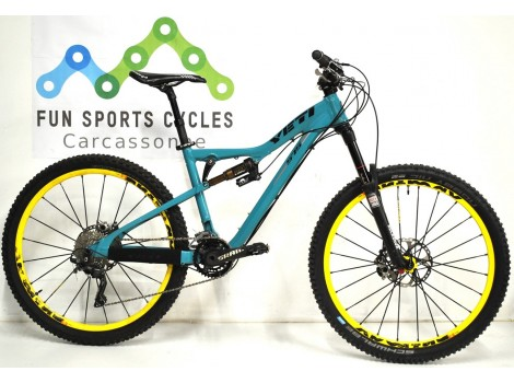 Vélo VTT Tout Suspendu Yeti 575 Alu 27.5 M - Occasion Révisé et Garantie