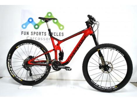 Vélo VTT Tout Suspendu Cannondale Trigger Carbon 2 M - Vélo de Démonstration