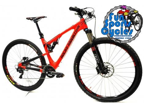 Vélo VTT Tout Suspendu Rocky Mountain Element 970 RSL - Occasion
