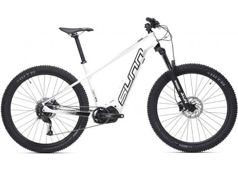 VTT électrique Sunn Flash S2 27.5+ Blanc 500WH - 2021