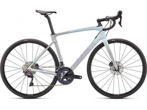 Vélo de route Specialized Roubaix Comp Bleu - 2021