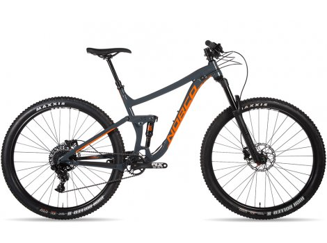 VTT Norco Sight A3 Gris / Orange - 2020