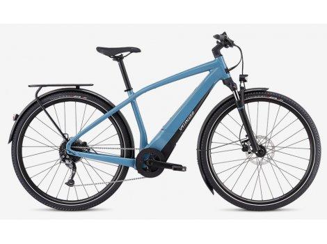 Vélo de ville électrique Specialized Vado 3.0 460Wh Bleu ciel - 2020