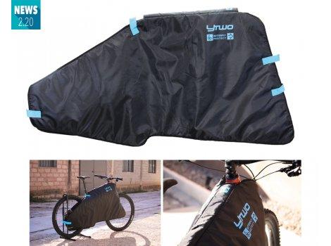 "YTWO Etui de protection vélo ""Butterfly"" - 2021"