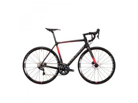 Vélo de route Colnago CLX Ultegra Mix Disc Gris/rouge - 2020