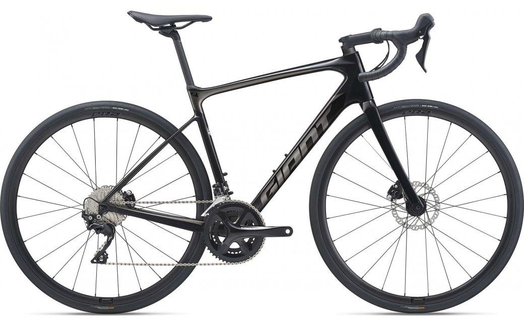 Vélo de route Giant Defy Advanced 2 - 2021