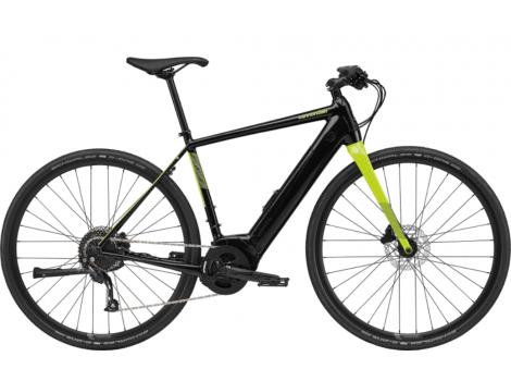 Vélo électrique de Ville/Fitness Cannondale Quick Neo Noir et Vert - 2021
