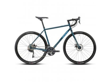 Vélo gravel Genesis Croix de Fer Bleu 20 - 2021