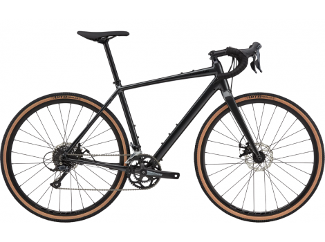Vélo Gravel Cannondale Topstone 3 noir - 2021