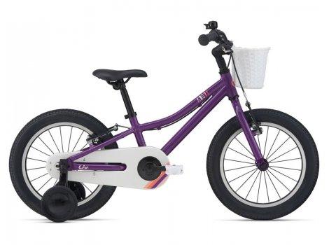 """Vélo enfant Giant Adore 16"""" Violet - 2021"""