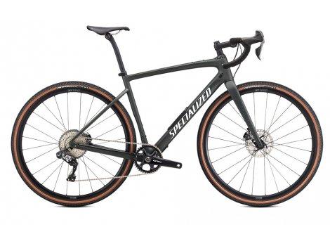 Vélo Gravel Specialized Diverge Expert Carbon Vert - 2021