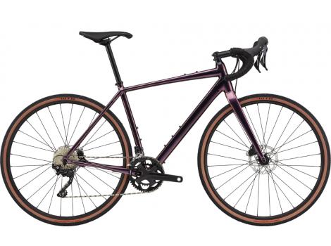Vélo Gravel Cannondale Topstone 2 Violet Brillant - 2021