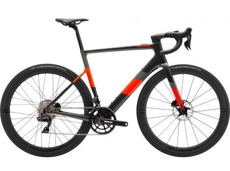 Vélo de route électrique Cannondale SuperSix EVO Neo 1 - 2021