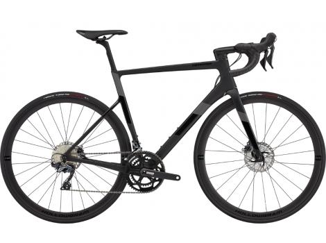 Vélo de route Cannondale SuperSix EVO Carbon Disc Ultegra Gris - 2021