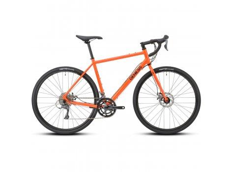 Vélo Gravel Genesis CDA 10 Orange -2021