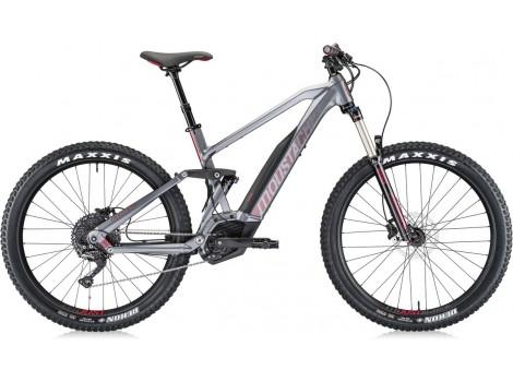 Vélo VTT électrique Moustache Samedi 27 Trail 4 Women 500Wh - 2018