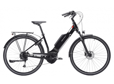 Vélo de ville électrique Sunn Urb Rise 26 Noir - 2021