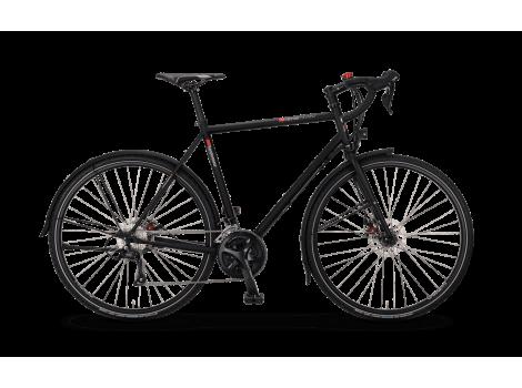 Vélo randonnée VSF FAHRRADMANUFAKTUR T-Randonneur Sport Sora 27 - 2021