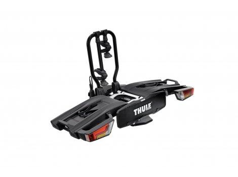 Porte-vélo attelage série limitée Black Thule EasyFold XT 2 vélos 13PIN