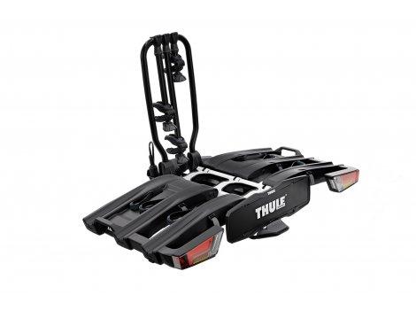 Porte-vélo attelage Thule EasyFold XT 3 vélos 13PIN - Noir