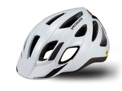 Casque Urbain Specialized Centro LED MIPS Blanc - 2021