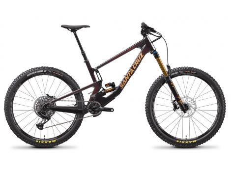 VTT Santa Cruz Nomad Carbone XO1 Air CC 27,5 Rouge - 2021