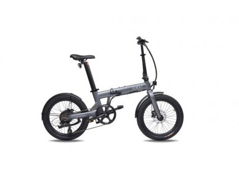"""Vélo électrique pliant Eovolt Confort 20"""" gris 250W - 2021"""