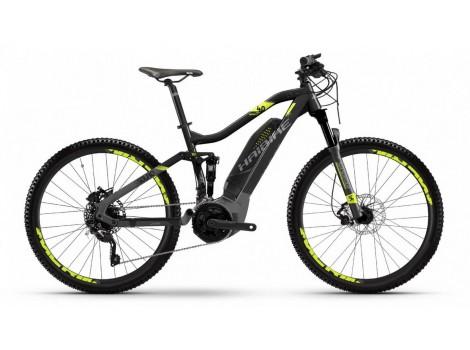 VTT électrique Haibike SDURO Fullseven LT 4.0 Yamaha 400Wh - 2018