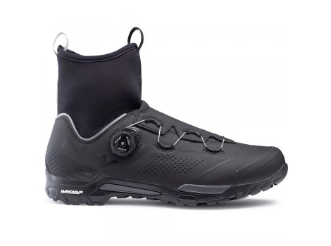 Chaussures hiver Northwave SPD X-MAGMA Core - Noir
