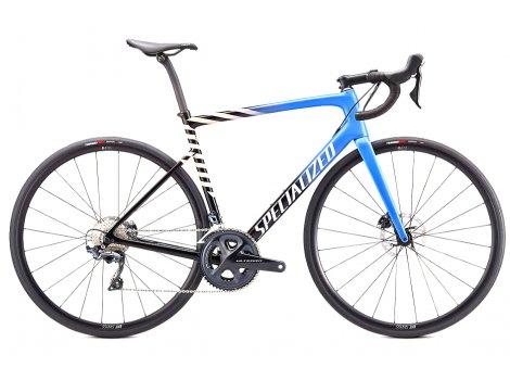 Vélo de route Specialized Tarmac SL6 Comp Bleu - 2021