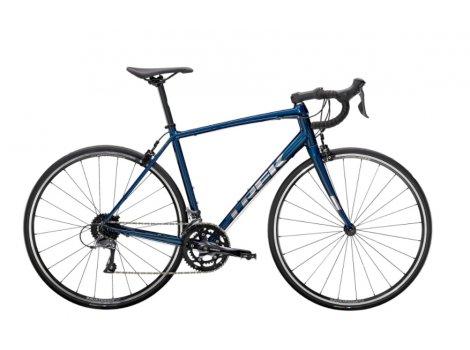 Vélo de route Trek Domane AL 2 Bleu - 2021