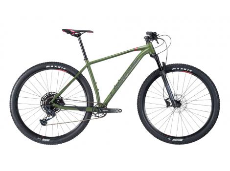 VTT Semi-rigide Lapierre Prorace 4.9 Vert - 2021