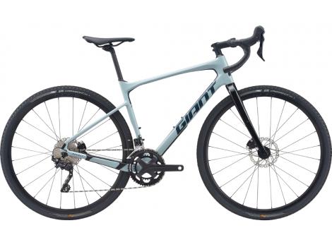 Vélo Gravel Revolt Advanced 3 Bleu - 2021
