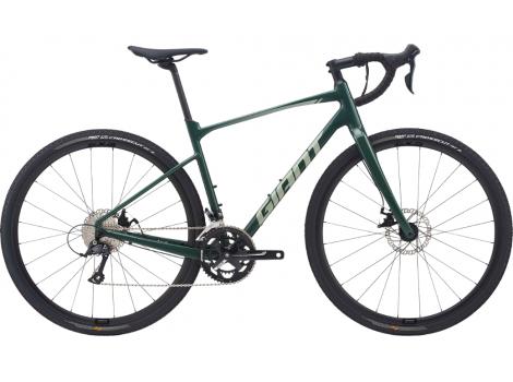 Vélo Gravel Giant Revolt 2 Vert - 2021