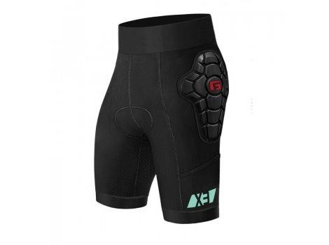 Short de protection G-Form Pro-X3 Femme Noir-2021