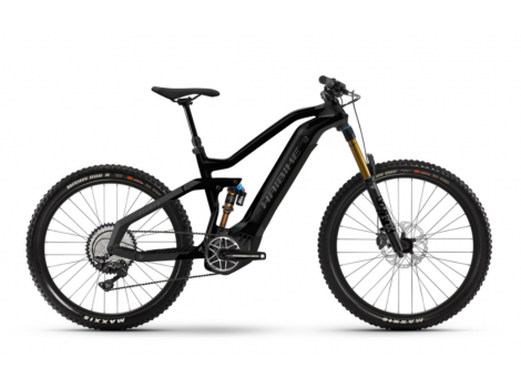 VTT électrique tout-suspendu Haibike Xduro AllMtn 7 Noir - 2020
