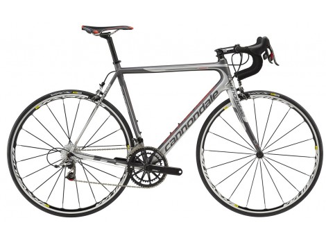 Vélo Route Cannondale SuperSix Evo HM Red Racing Edition - 2015