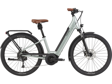Vélo électrique Cannondale Adventure Neo 2 Equiped Open -2021