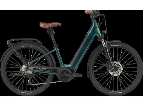 Vélo électrique Cannondale Adventure Neo 1 EQ Vert - 2021